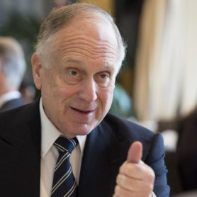 The Honorable Ronald S. Lauder