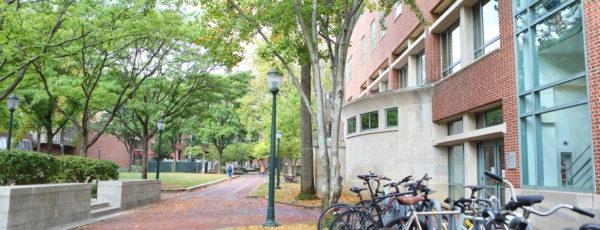 The Lauder Institute campus at UPenn.