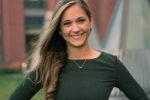 Lauder student Jessica Beckhart